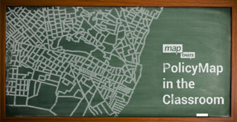 PolicyMap in the Classroom